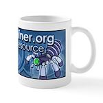 Anime style MediaMiner.org Mug