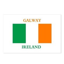 Galway Ireland Postcards (Package of 8)