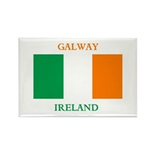 Galway Ireland Rectangle Magnet