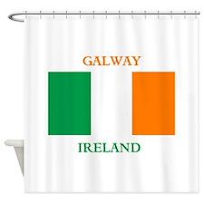 Galway Ireland Shower Curtain