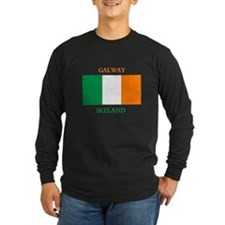 Galway Ireland Long Sleeve T-Shirt