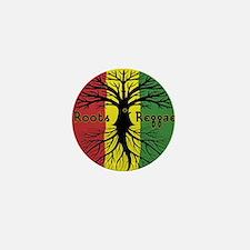 Roots Reggae Designs-3 Mini Button