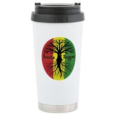 Roots Reggae Designs-3 Travel Mug