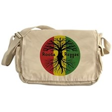 Roots Reggae Designs-3 Messenger Bag