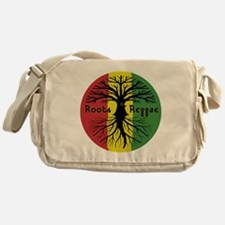 Roots Reggae Designs-3 Messenger Bag
