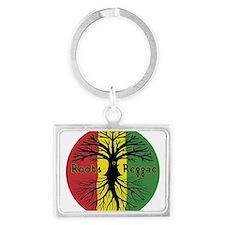 Roots Reggae Designs-3 Keychains