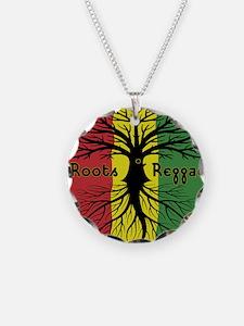 Roots Reggae Designs-3 Necklace