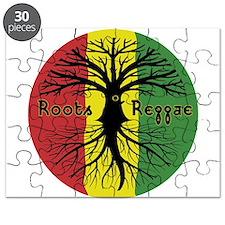 Roots Reggae Designs-3 Puzzle