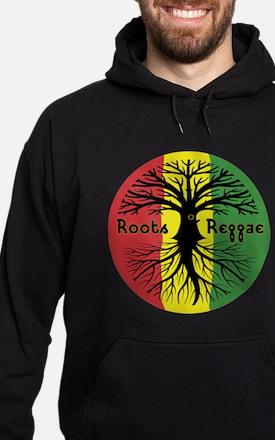 Roots Reggae Designs-3 Hoody