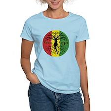 Roots Reggae Designs-3 T-Shirt
