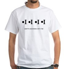 DOTS BEFORE MY IS! T-Shirt