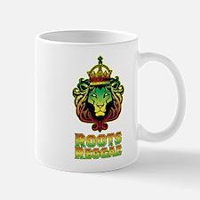 Roots Reggae Lion Mug