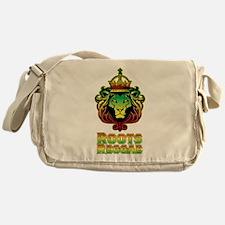 Roots Reggae Lion Messenger Bag