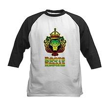 Roots Reggae Lion Baseball Jersey