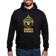 Roots Reggae Lion Hoodie