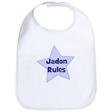 Jadon Rules Bib