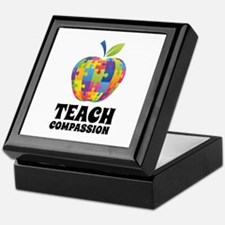 Teach Compassion Keepsake Box