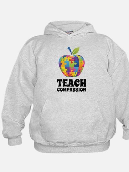 Teach Compassion Hoody