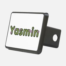 Yasmin Spring Green Hitch Cover