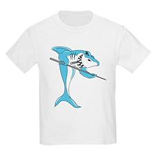 Billiards Shark Kids T-Shirt