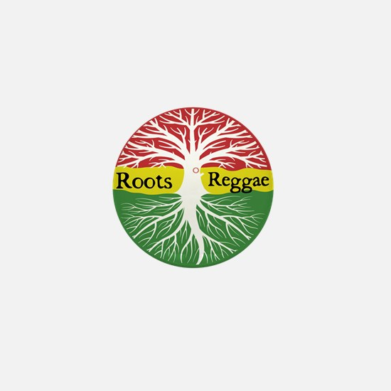 Roots Reggae Mini Button