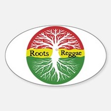 Roots Reggae Decal