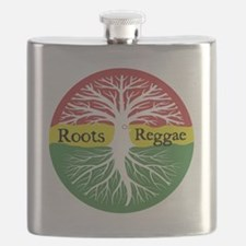 Roots Reggae Flask