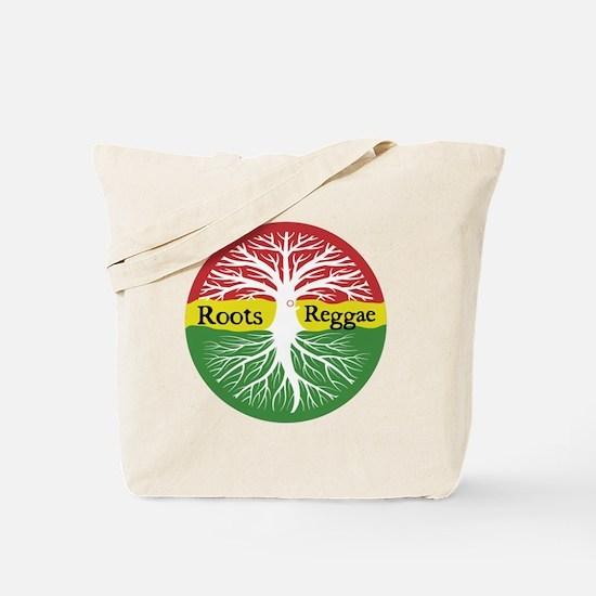 Roots Reggae Tote Bag