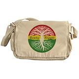 Reggae Canvas Messenger Bags