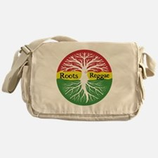 Roots Reggae Messenger Bag