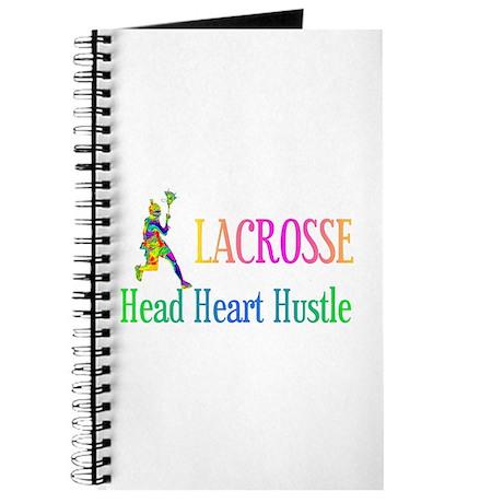 Head Heart Hustle Lacrosse Journal