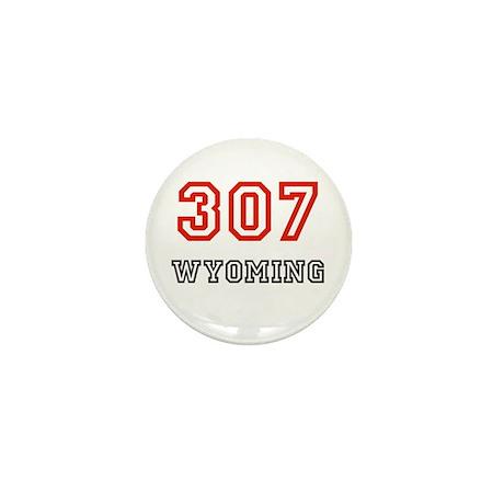 307 Mini Button (10 pack)