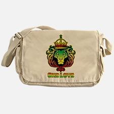 One Love Lion Messenger Bag