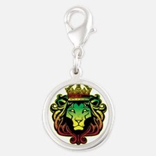 One Love Lion Charms