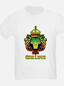 One Love Lion T-Shirt