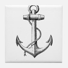 Anchor Tile Coaster