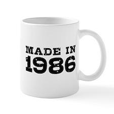 Made In 1986 Mug