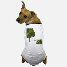 IF A MAN SAYS SOMETHING IN THE WOODS... Dog T-Shir