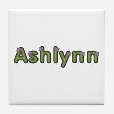 Ashlynn Spring Green Tile Coaster
