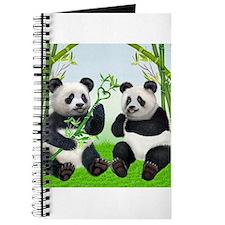 LOVING PANDAS Journal