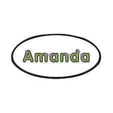Amanda Spring Green Patch