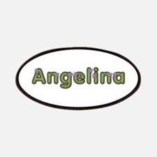 Angelina Spring Green Patch