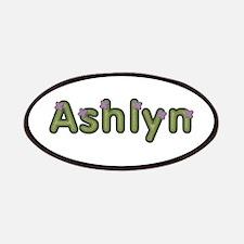 Ashlyn Spring Green Patch