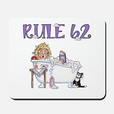 RULE 62 Mousepad