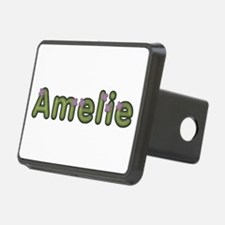 Amelie Spring Green Hitch Cover