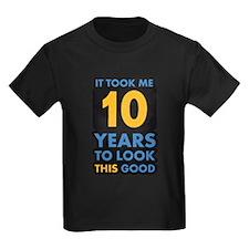 10_years T-Shirt