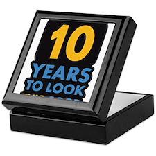 10_years Keepsake Box