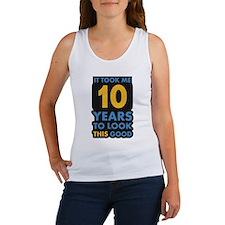 10_years Tank Top