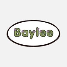Baylee Spring Green Patch