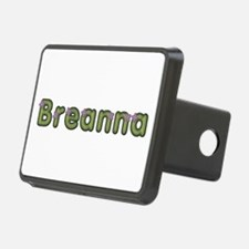 Breanna Spring Green Hitch Cover